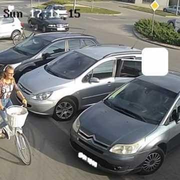 Poszukiwana złodziejka roweru. Policja prosi o pomoc i udostępnia zdjęcie