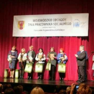 Pracownicy MOPS w Radomsku nagrodzeni
