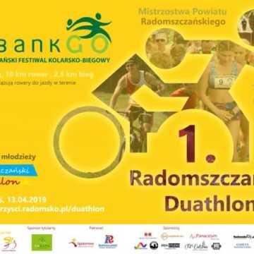 1. Radomszczański Duathlon już 13 kwietnia