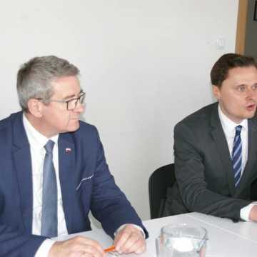 Minister Nauki i Szkolnictwa Wyższego zadeklarował współpracę z Urzędem Miasta w Radomsku