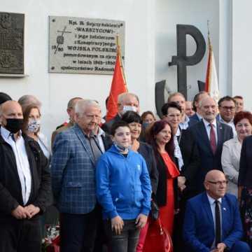 """W Radomsku uczczono 40-lecie """"Solidarności"""""""