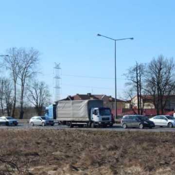 Skrzyżowanie w Stobiecku Szlach. wkrótce zniknie