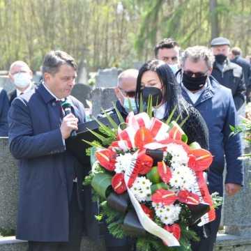 W Bąkowej Górze oddano hołd zamordowanym Żołnierzom Wyklętym