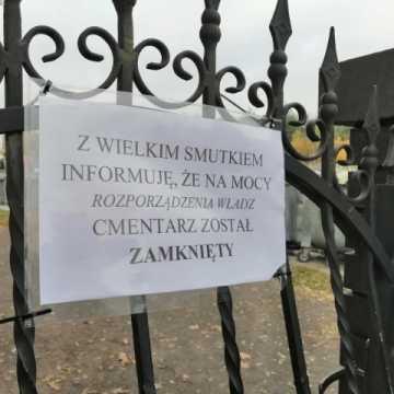 Cmentarze na Wszystkich Świętych najprawdopodobniej będą otwarte