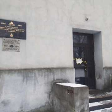 Strażacy OSP Radomsko zdecydowali się przekazać budynek Kinemy Urzędowi Miasta w Radomsku