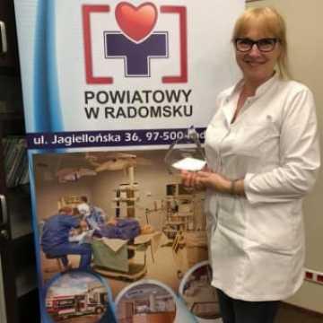 ZUS uhonorował lekarza ze szpitala w Radomsku