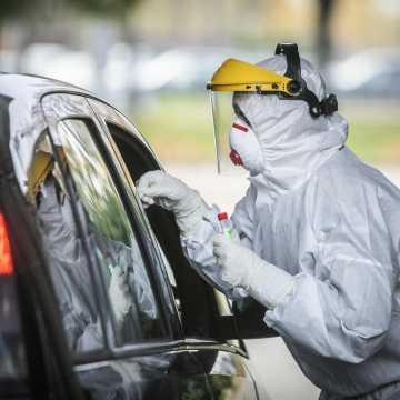 W Łódzkiem jest 351 nowych zakażeń koronawirusem, w pow. radomszczańskim - 27
