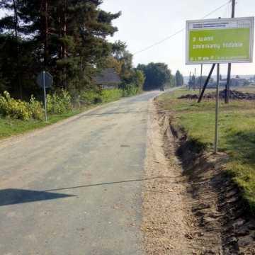 Zakończono przebudowę drogi w Żytnie