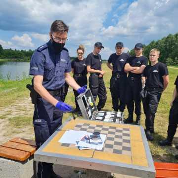Doborowy Czwartek z radomszczańską policją
