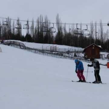 Góra Kamieńsk zaprasza narciarzy