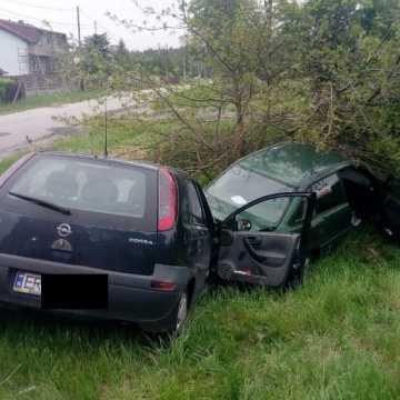 Wygoda: jedna osoba ranna w wypadku