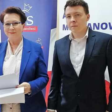 Poseł Anna Milczanowska uspokaja: obwodnica Radomska nie jest zagrożona