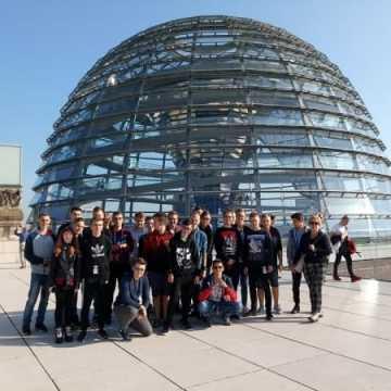 Elektryk na targach IFA w Berlinie
