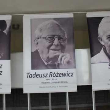 Dotacje na kulturę w Roku Tadeusza Różewicza