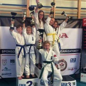 Randori Radomsko przywozi dziewięć medali