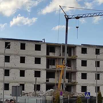Ponad 600 tys. złotych dotacji na budowę nowego bloku przy ul. Sadowej w Radomsku
