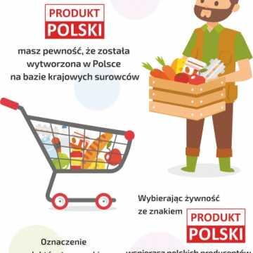 """OSM Radomsko zachęca do udziału w akcji """"Kupuj lokalnie: Twój wybór – Nasza praca"""""""