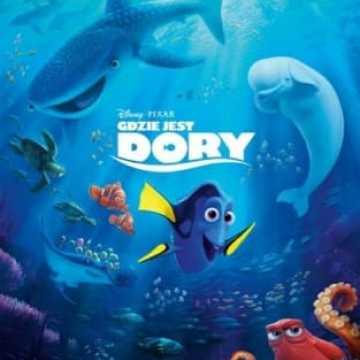 Poranek filmowy: Gdzie jest Dory?