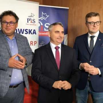 Powiatowi radni PiS będą głosować na kandydatkę Annę Milczanowską