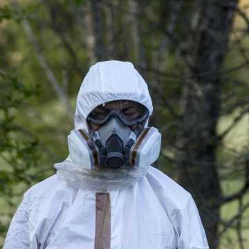 Ponad 51 ton odpadów azbestowych zutylizowano w Radomsku