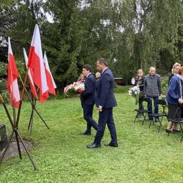 W Radomsku upamiętniono 82. rocznicę agresji ZSRR na Polskę