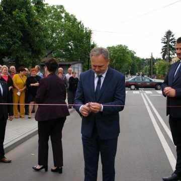 Gm. Gomunice: drogowe inwestycje oficjalnie oddane do użytku