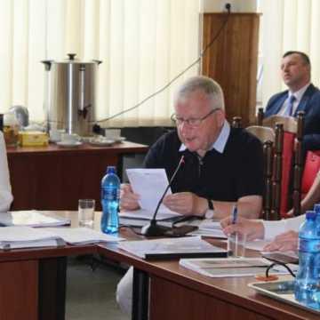 Wotum zaufania dla prezydenta, poprzedzony debatą nad raportem o stanie miasta
