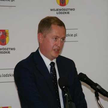 Marszałek Grzegorz Schreiber z wizytą w Radomsku. Zachęcał samorządowców do współpracy