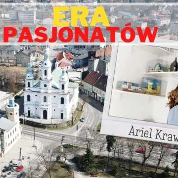 [ERA PASJONATÓW] Ariel Krawczyk - Cząstka Radomska w mieszkaniu