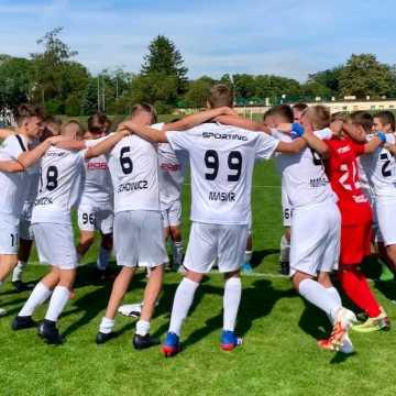 Sporting Radomsko pokonuje Concordię Piotrków