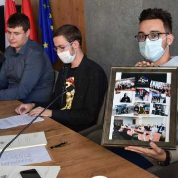 Kadencja Młodzieżowej Rady Miasta w Radomsku dobiegła końca