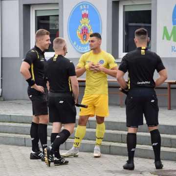 RKS Radomsko przegrywa z Omegą Kleszczów