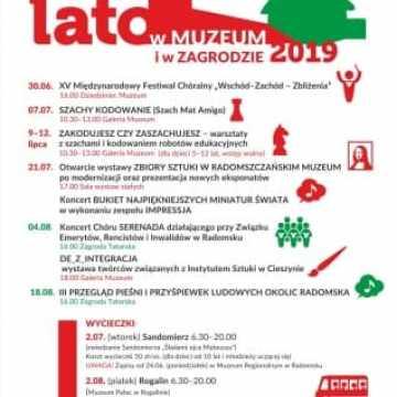 Lato w Muzeum i Zagrodzie Tatarskiej 2019