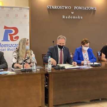 Samorządowcy spotkali się z prezesem WFOŚiGW