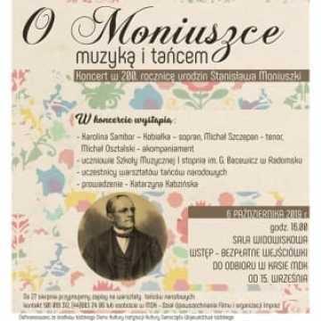 "Projekt ""O Moniuszce muzyką i tańcem\\\"