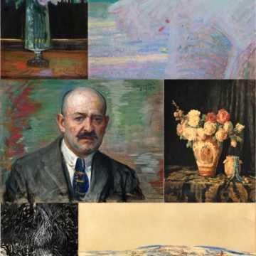 """Wystawa """"Był taki Pan-Leon Wyczółkowski. Malarstwo, Rysunek, Grafika"""", tylko do 19 lutego"""