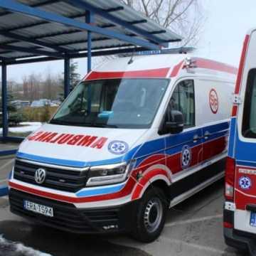Szpital kupi kolejny ambulans