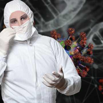 W Łódzkiem jest 375 nowych zakażeń koronawirusem, w pow. radomszczańskim - 13