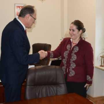 Ambasador Węgier gościła na wieczornicy