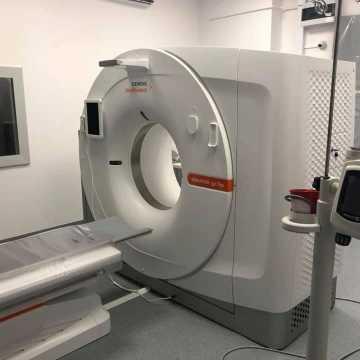 W szpitalu w Radomsku powstała nowa pracownia tomografii komputerowej