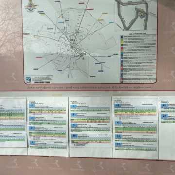 Zmiana kursowania linii nr 9 w Radomsku