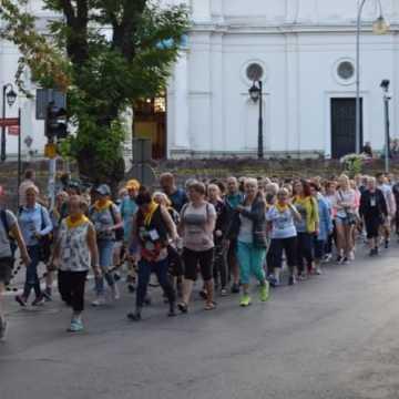 Zmieniona trasa radomszczańskiej pielgrzymki na Jasną Górę