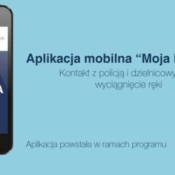 """Aplikacja """"Moja Komenda"""": kontakt z policją i dzielnicowymi na wyciągnięcie ręki"""