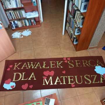 """Przygotowania do niedzielnego festynu """"Kawałek serca dla Mateusza Czapli"""""""