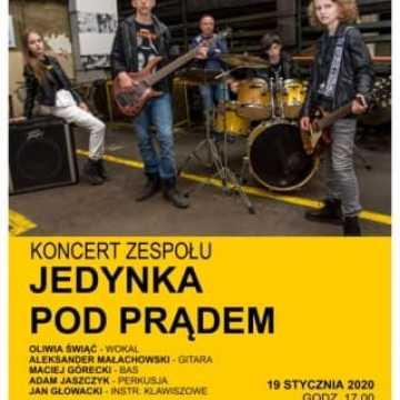 Jedynka pod Prądem. Koncert w MDK