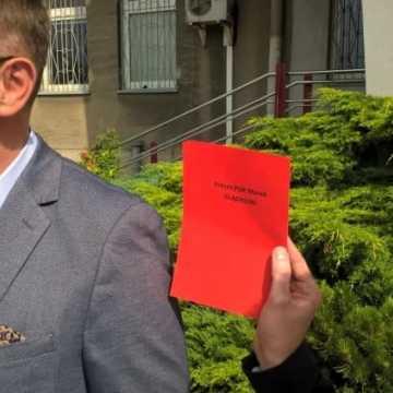 Czerwona kartka dla prezesa PGK od radnych PO
