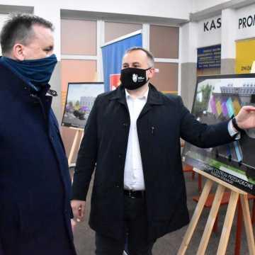 Piotrków Tryb.: powstanie Powiatowe Centrum Przesiadkowe
