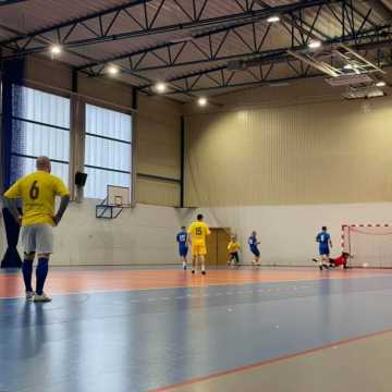 Grad goli w I kolejce Halowych Mistrzostw Radomska Piątek Piłkarskich