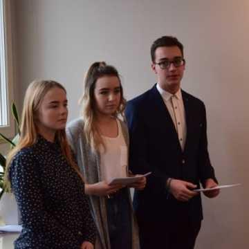Młodzieżowa Rada Miasta Radomska już pracuje