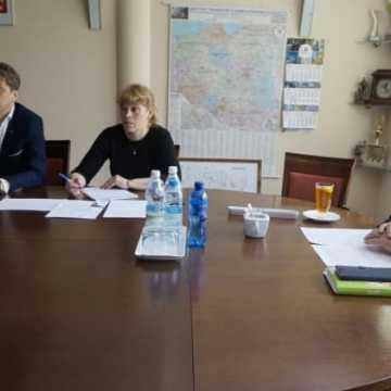 Ocenili pierwsze tygodnie nowego systemu ratownictwa w Radomsku